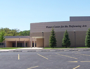 Water's Center for the Performing Arts